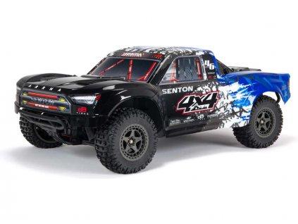 Arrma Senton 3S BLX 1:10 4WD RTR modrá