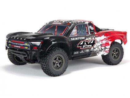 Arrma Senton 3S BLX 1:10 4WD RTR červená