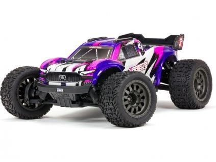 Arrma Vorteks 3S BLX 1:10 4WD RTR fialová