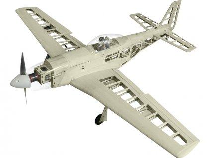 P-51D Mustang 40 1.4m Kit