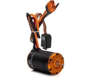 Spektrum motor střídavý Firma 1400ot/V Crawler s integrovaným regulátorem