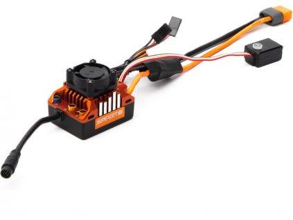 Spektrum Smart regulátor střídavý Firma Crawler 120A 2-4S Sensored