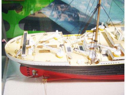 Mantua Model Titanic 1:200 kit