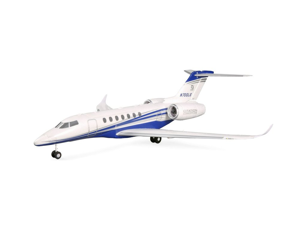 E-flite Cessna Citation 0.64m SAFE Select BNF Basic