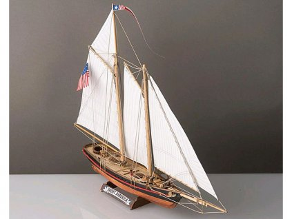 COREL America Yacht 1:155 kit
