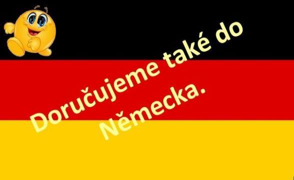 Dodání do německa