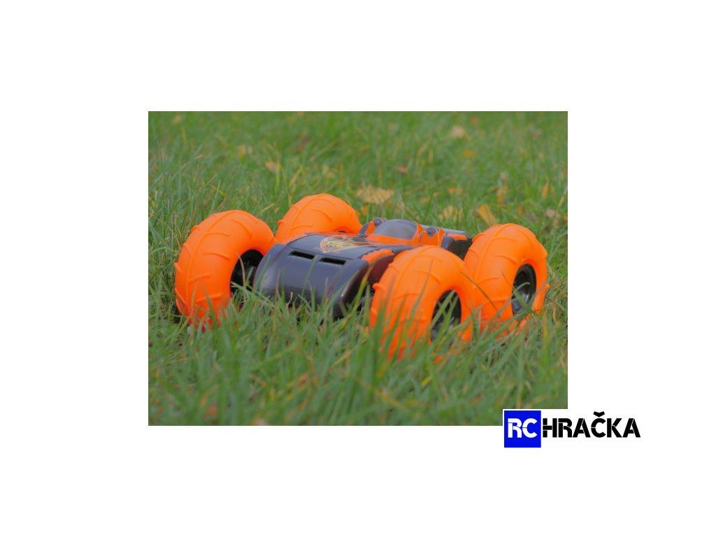 RC EXTREME Stunt II. - PRO verze, 2,4Ghz - oranžová