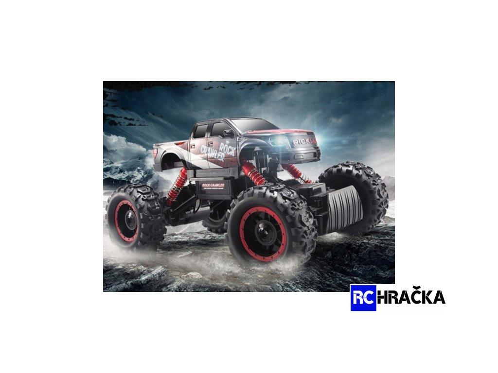 PICKUP Crawler 4x4 - auto na dálkové ovládání