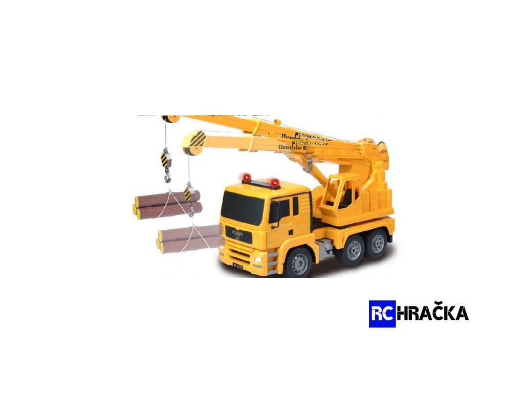 RC autojeřáb 1/20 TGS 41.440