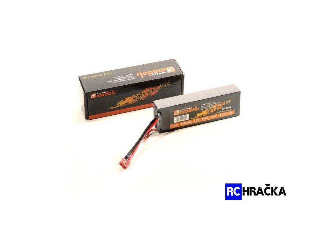 LiPo Akku 7,4 V / 5200 mAh - 30C Pro Racing