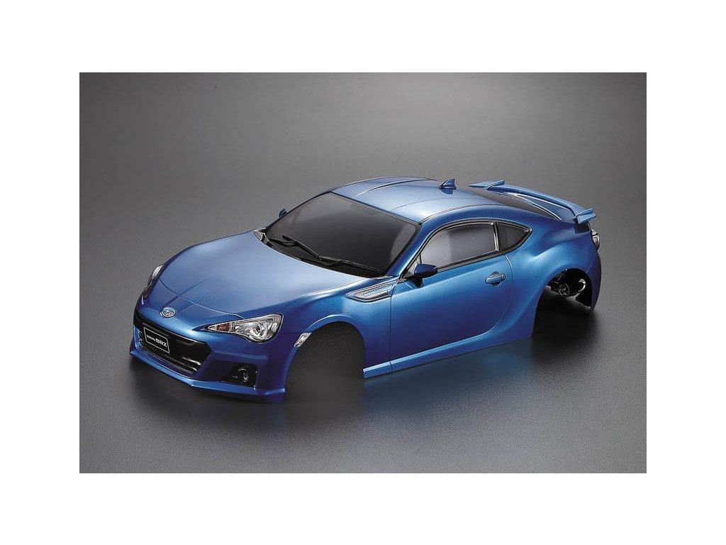 Killerbody karosérie 1:10 Subaru BRZ metalická modrá