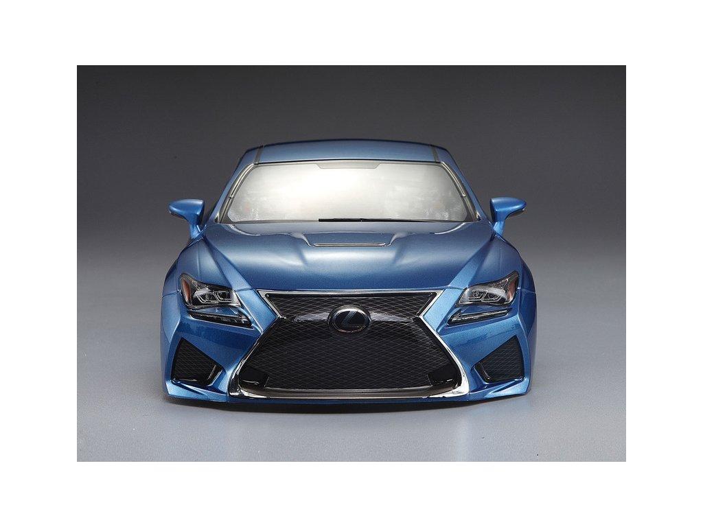 Killerbody karosérie 1:10 Lexus RC F modrá metalická