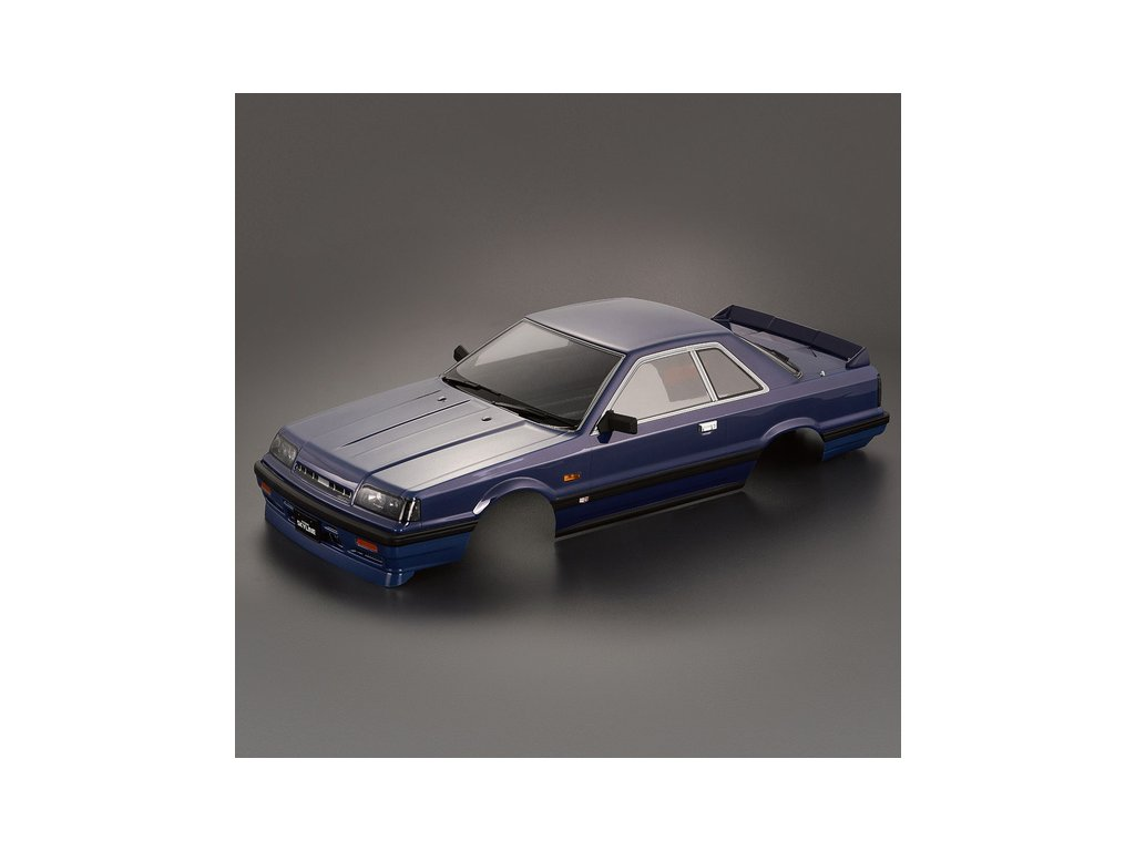 Killerbody karosérie 1:10 Nissan Skyline R31 modrá
