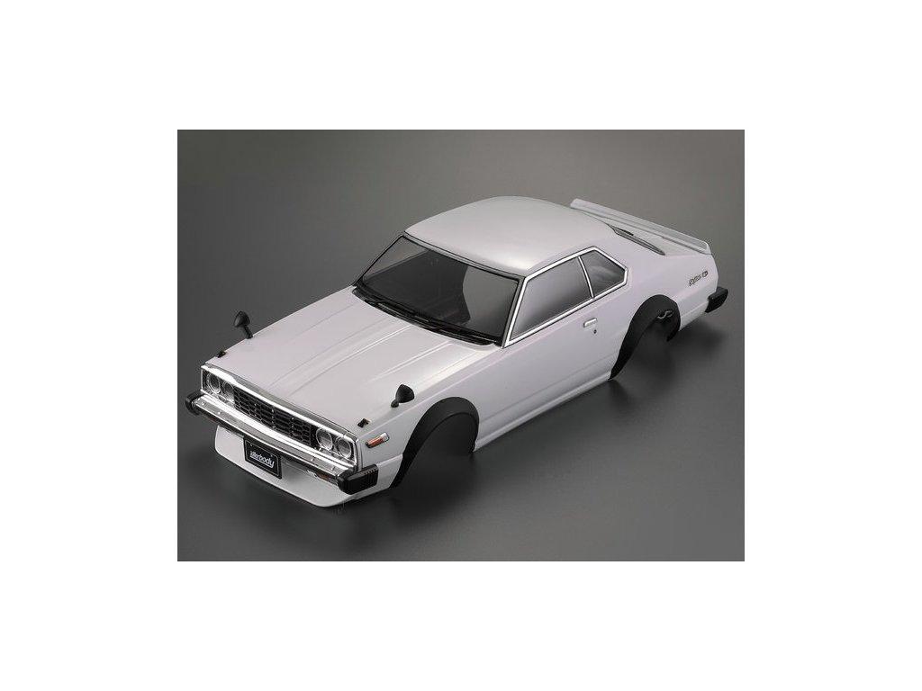 Killerbody karosérie 1:10 Nissan Skyline 2000 GT-ES bílá