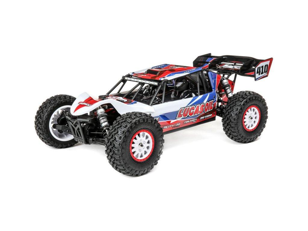 Losi Tenacity Desert Buggy Pro 1:10 4WD RTR Fox Racing
