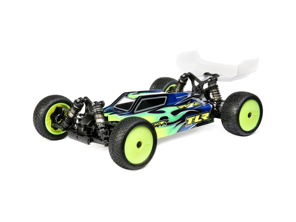 TLR 22X-4 1:10 4WD Race Buggy Kit