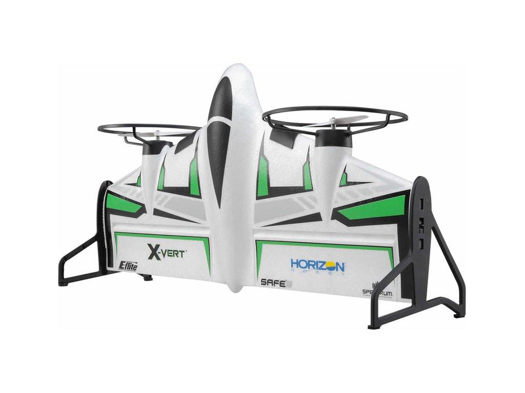 E-flite X-VERT VTOL 0.5m SAFE BNF Basic