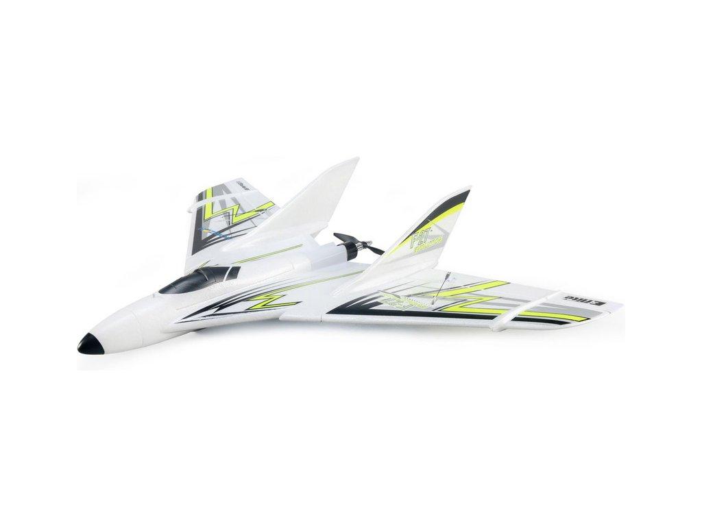 E-flite F-27 Evolution 0.9m SAFE Select BNF Basic