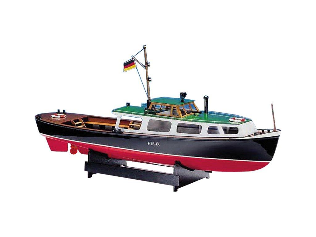 Krick Přístavní člun Felix kit