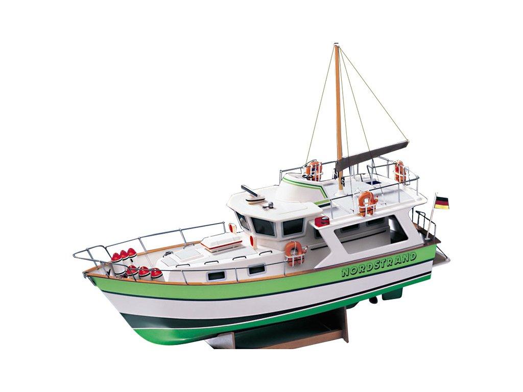 Krick Motorová jachta Nordstrand kit