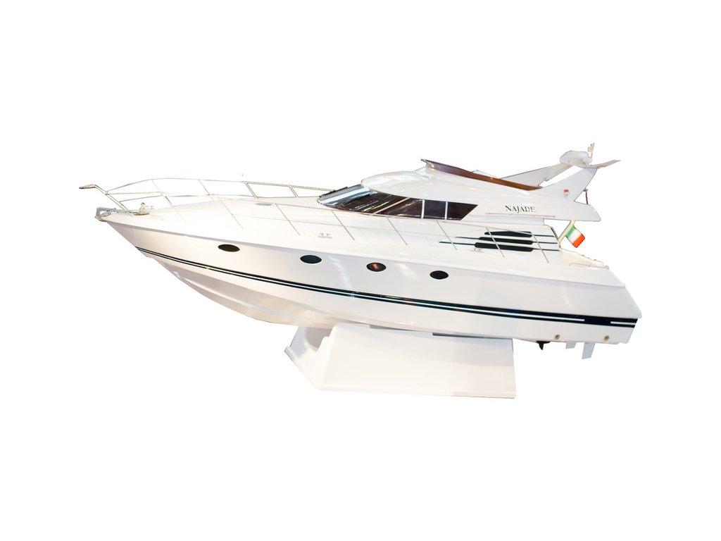 ROMARIN Motorová jachta Najade kit
