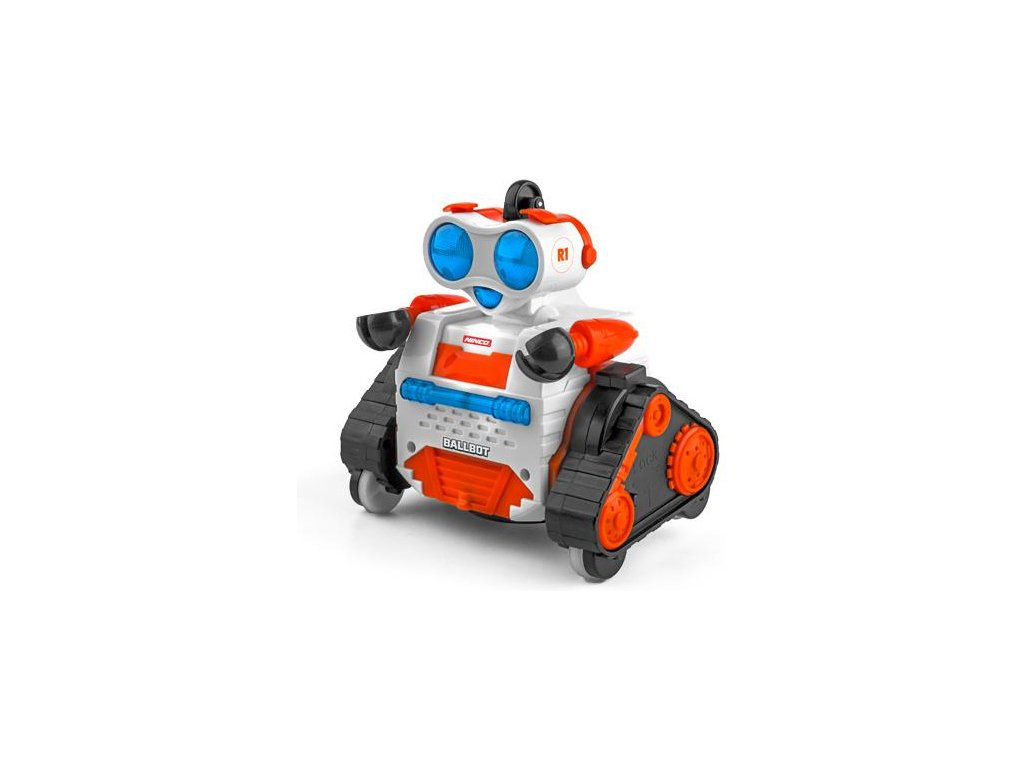 NINCO NBOTS Ballbot oranžový