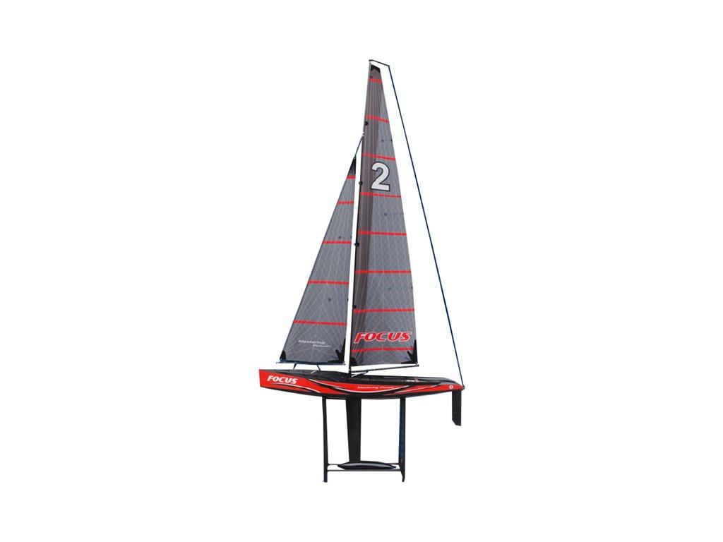 Focus V2 1m plachetnice 2.4GHz RTR