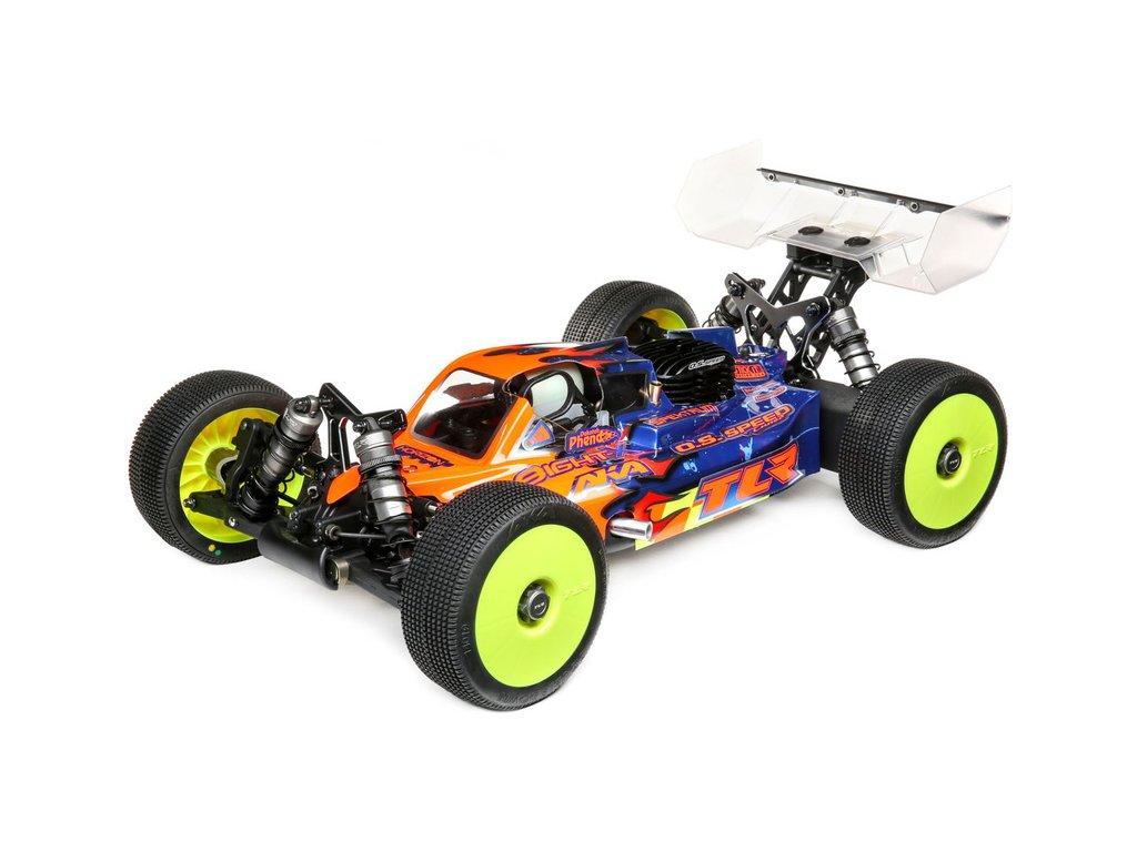TLR 8ight-X Elite Buggy 1:8 Race Kit