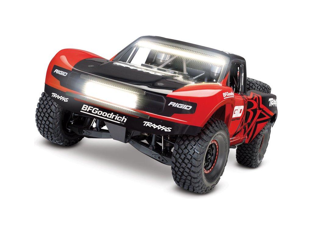 Traxxas Unlimited Desert Racer 1:8 TQi RTR s LED Rigid