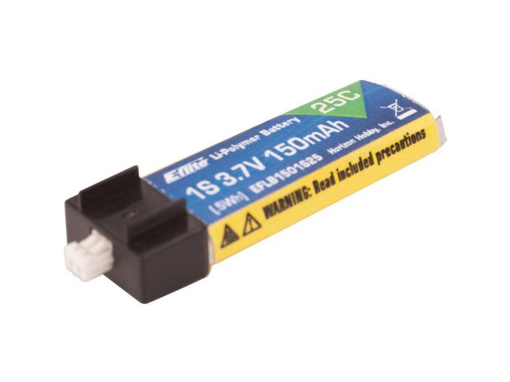E-flite LiPo 3.7V 150mAh 25C