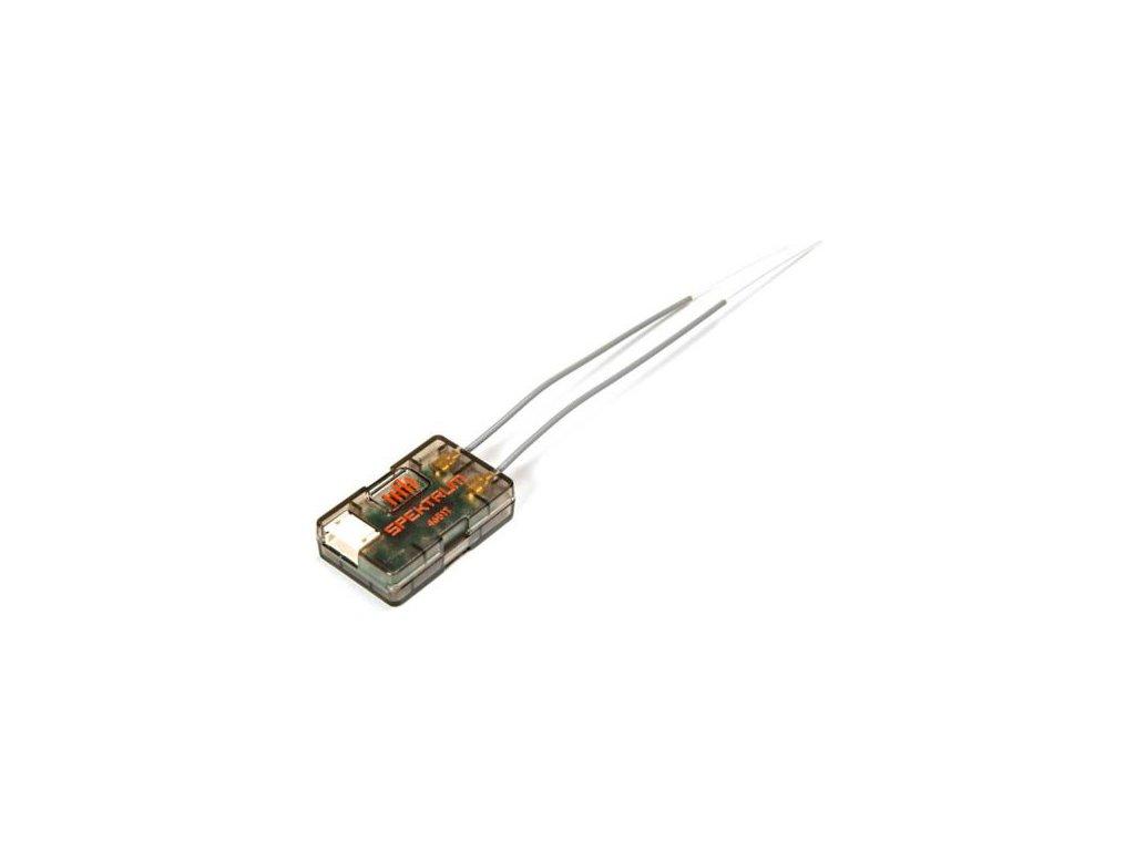 Spektrum přijímač Serial SRXL2 s telemetrií