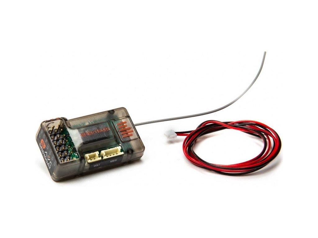 Spektrum přijímač SR6100AT DSMR 6CH AVC s telemetrií