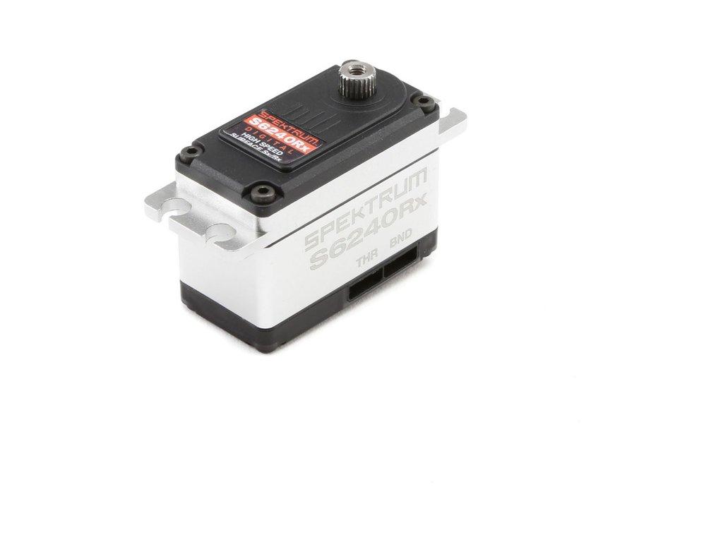 Spektrum servo S6240RX Car High Speed s přijímačem DSMR