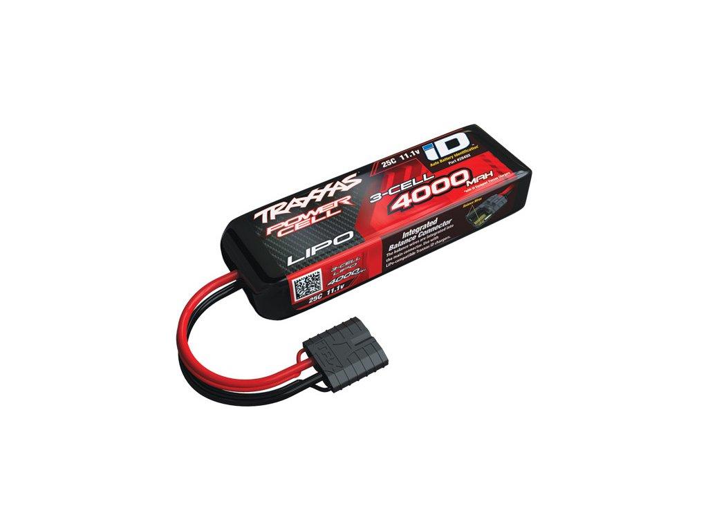 Traxxas LiPo baterie 11.1V 4000mAh 25C iD