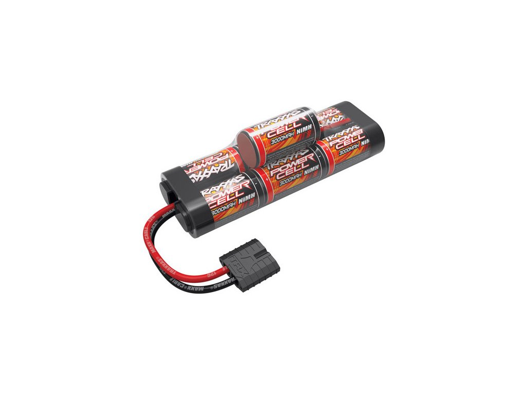 Traxxas NiMH baterie 8.4V 3000mAh vysoká iD