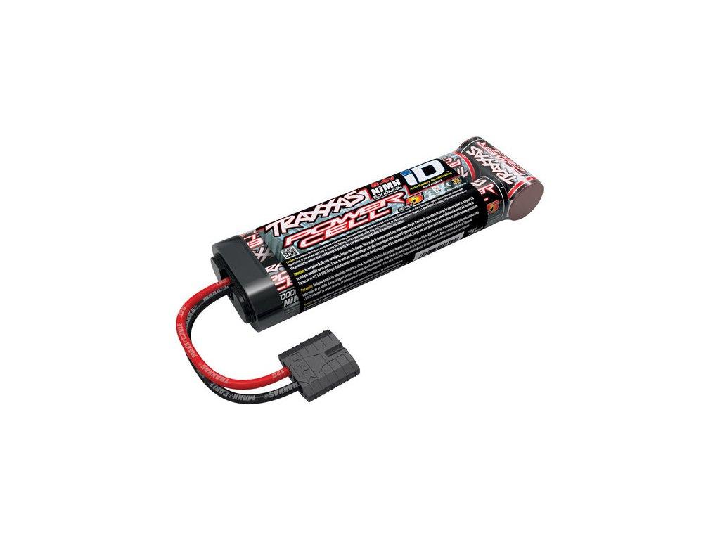 Traxxas NiMH baterie 8.4V 5000mAh plochá iD