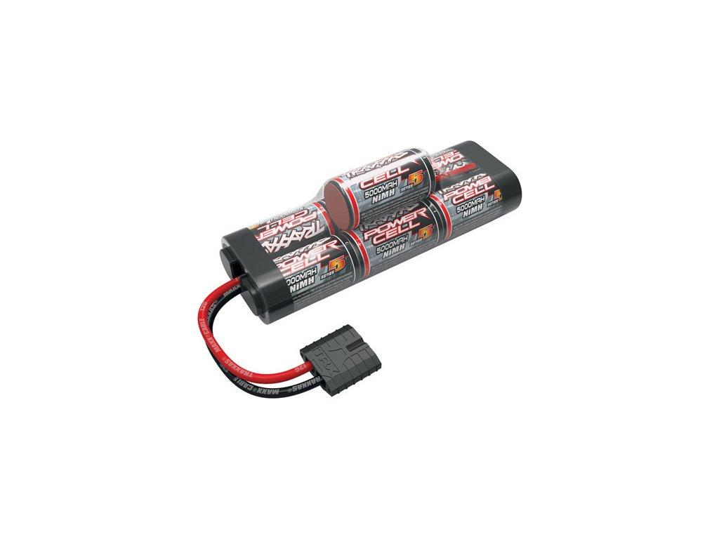 Traxxas NiMH baterie 8.4V 5000mAh vysoká iD