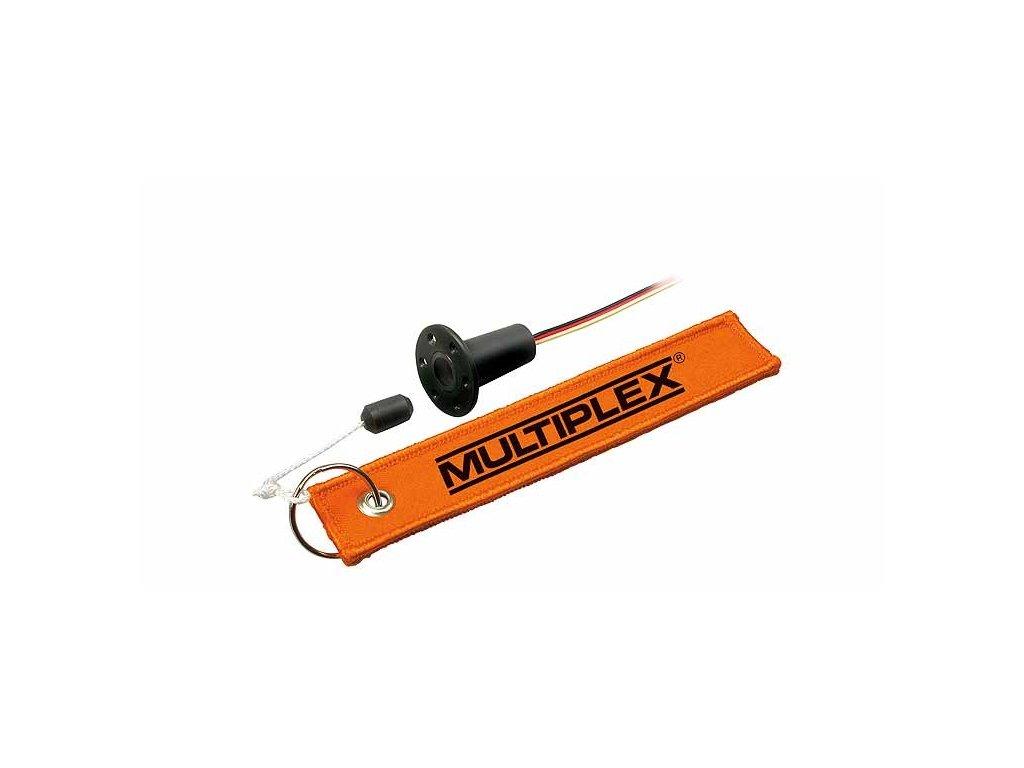 85196 MPX magnetický vypínač pro montáž na trup