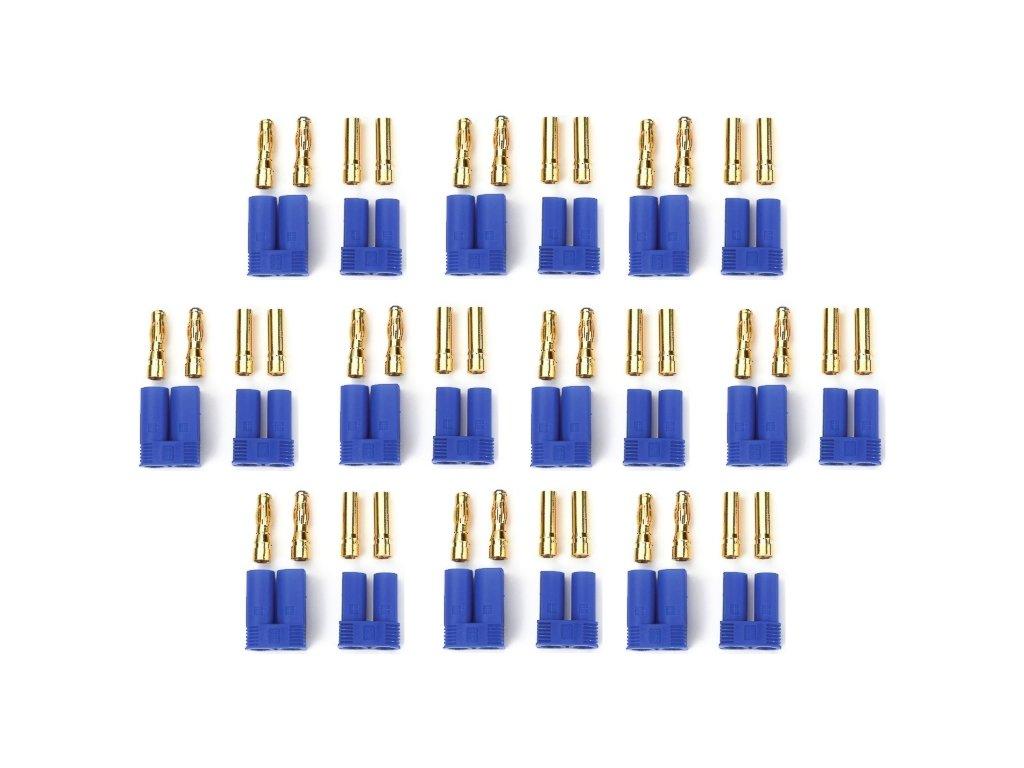 EC5 konektor samec + samice (10 párů)
