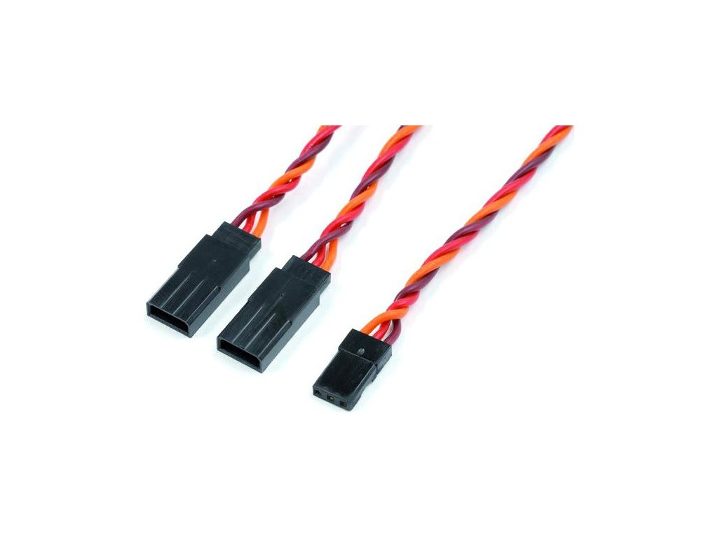 Kabel Y JR silikon 300mm