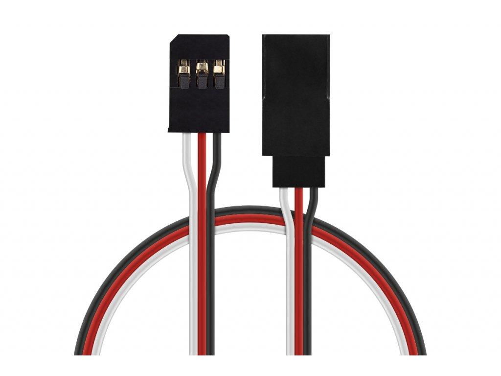 FU010 prodlužovací kabel 15cm Futaba (PVC)