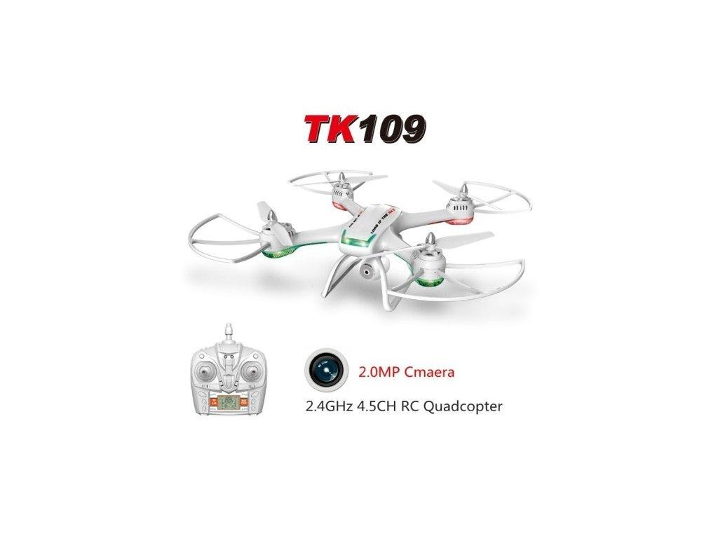 TK109H XXL BAROMETR, WIFI FPV kamera, kompas XXL VELIKOST