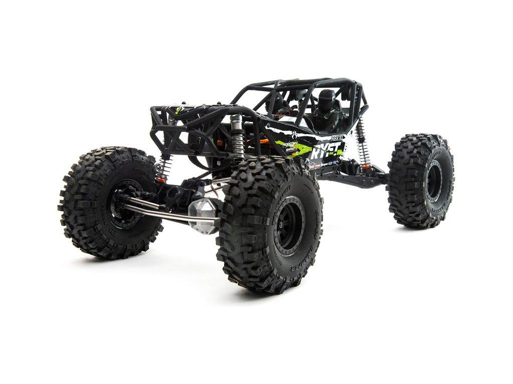 Axial RBX10 Ryft 4WD 1:10 RTR černý