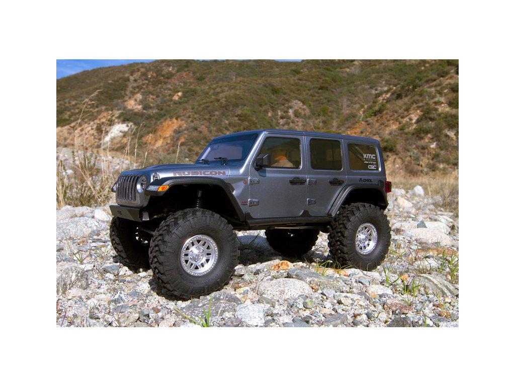 Axial SCX10III Jeep JLU Wrangler 4WD 1:10 Kit