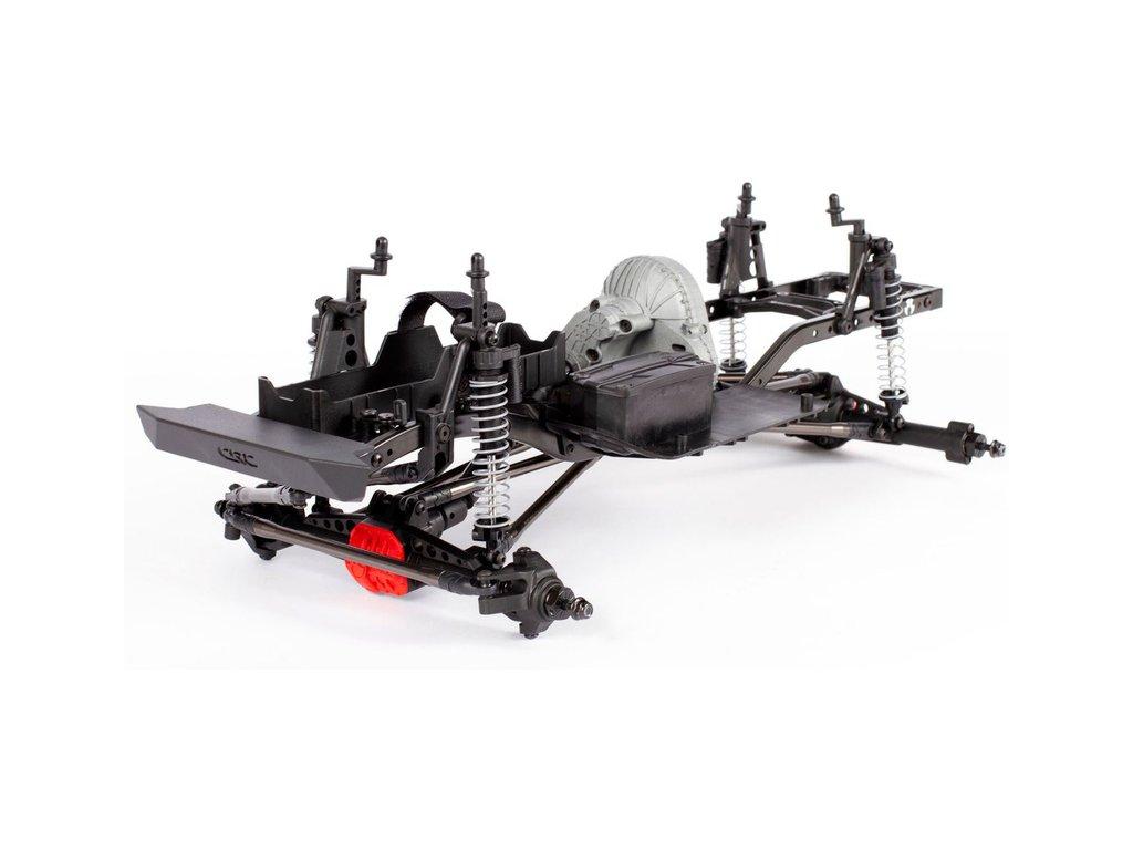 Axial SCX10 II 1:10 Raw Builders Kit