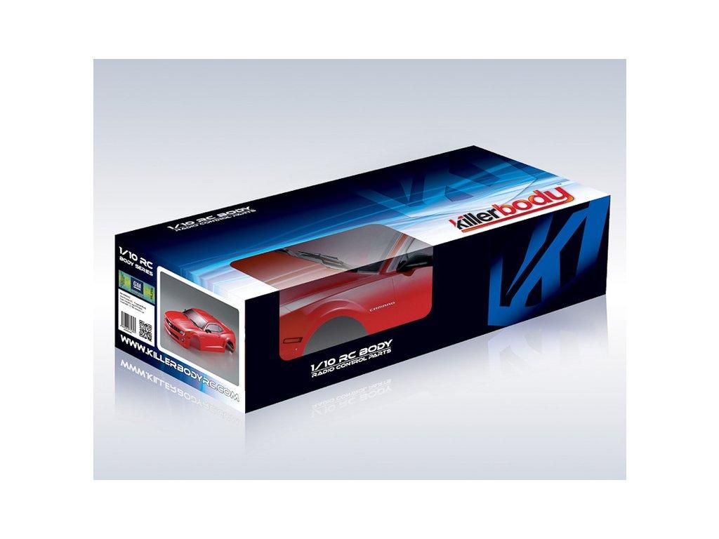 Killerbody karosérie 1:10 Camaro 2011 červená