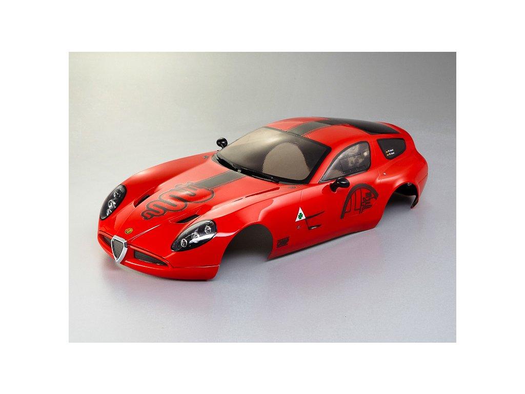 Killerbody karosérie 1:10 Alfa Romeo TZ3 Corsa červená
