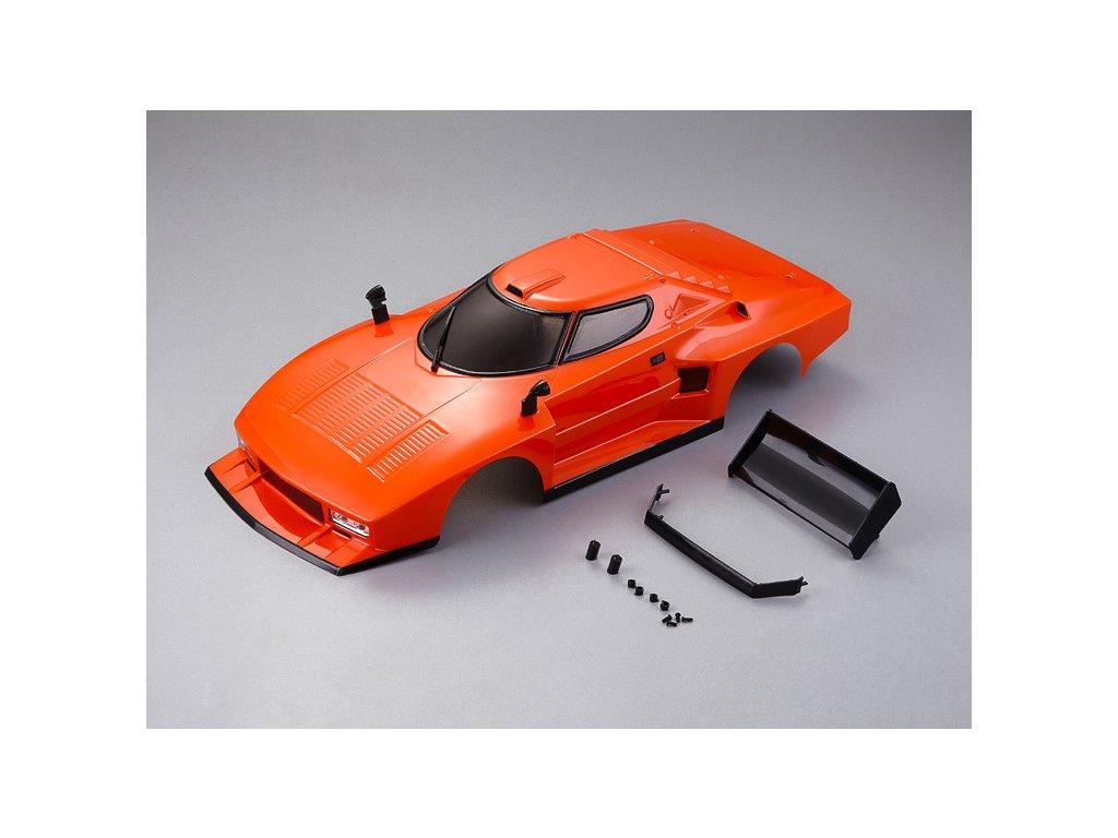 Killerbody karosérie 1:10 Lancia Stratos oranžová