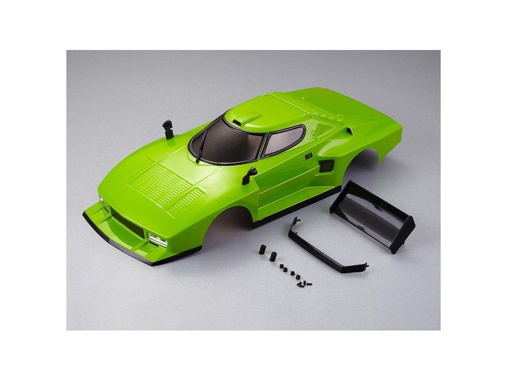Killerbody karosérie 1:10 Lancia Stratos zelená