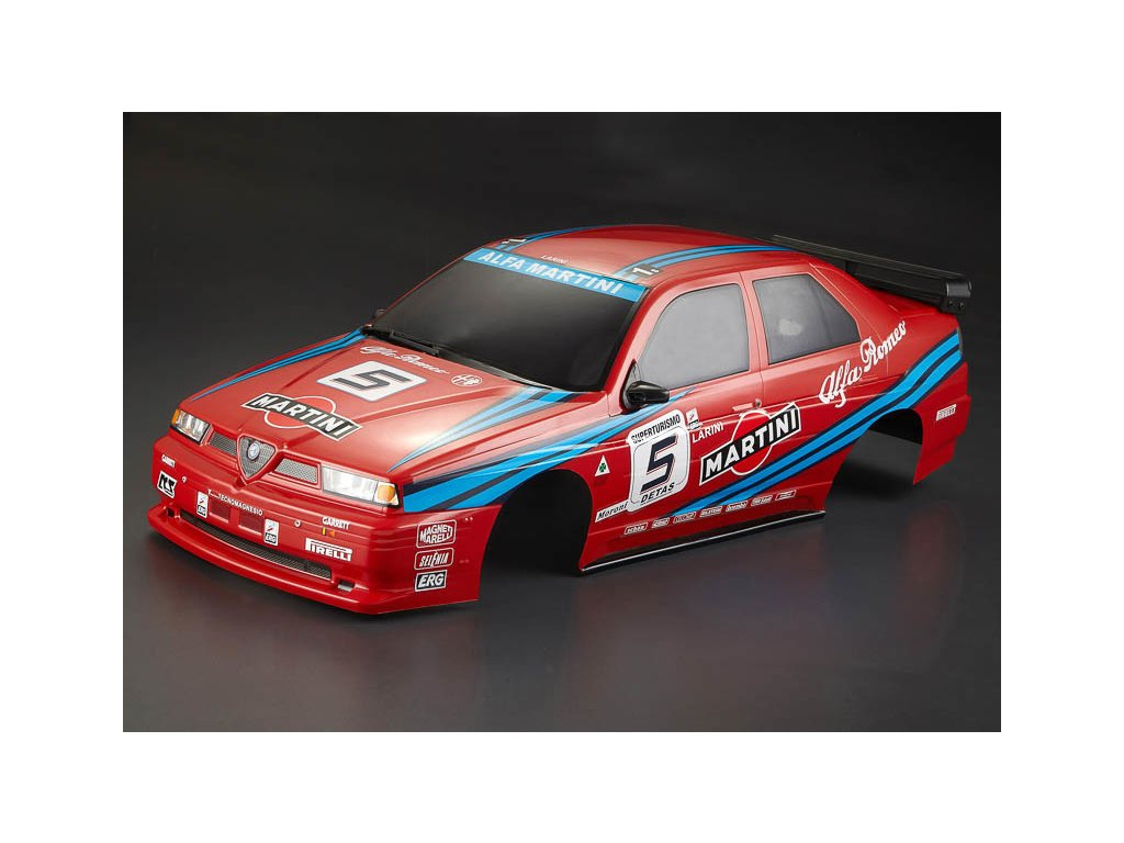 Killerbody karosérie 1:10 Alfa Romeo 155 GTA Racing